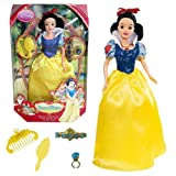 Disney Princess Snow White Doll with Charms and Accessories
