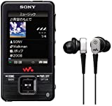 SONY ウォークマン Aシリーズ ビデオ対応 8GB ブラック NW-A828 B