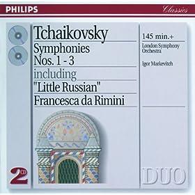 "Tchaikovsky: Symphony No.1 in G minor, Op.13 ""Winter Reveries"" - 2. Adagio cantabile ma non tanto"