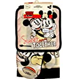Sweet Together Disney Mickey Minnie Mouse 3 Piece Kitchen Set