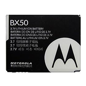 Accumulatore originale BX50 per Motorola RAZR2 V9 (Li-Ion, 920mAh)