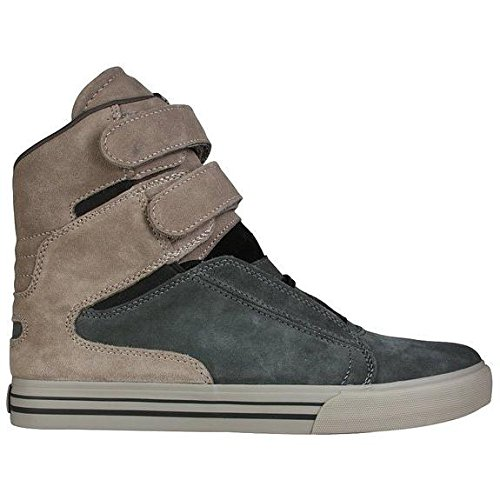 Supra SOCIETY warm, grey, Grigio (grigio), 36