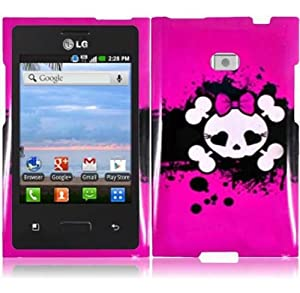 Amazon Com L38g Lg Optimus Dynamic Straight Talk Cell Phones