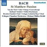 J.S. バッハ:マタイ受難曲 BWV 244(ミュラー=ブリュール/ケルン室内)