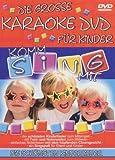 Komm sing mit – Die große Karaoke DVD für Kinder