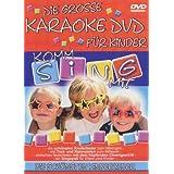 """Komm sing mit - Die gro�e Karaoke DVD f�r Kindervon """"KARAOKE/VARIOUS"""""""