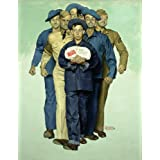 Willie Gillis: Package from Home by Norman Rockwell