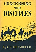 Concerning the Disciples by Pearl Howard…
