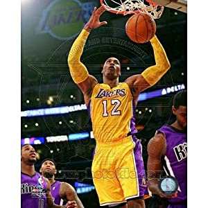 Dwight Howard 2012-13 Action Photograph