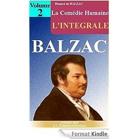 La com�die humaine - l'int�grale  - Volume2 (20 oeuvres)