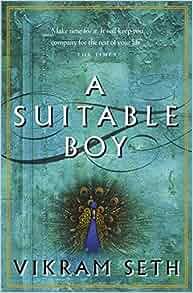 a suitable boy vikram seth book review