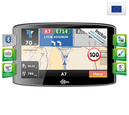 MAPPY Navigationssystem ulti S539 Europa