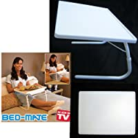 Bed Mate Portable Table Eat Sleep Computer Comfort Light Bedmate Tray Seen On TV