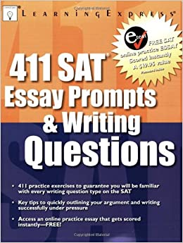Past sat essay prompts