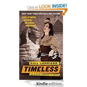 Timeless: The Parasol Protectorate: Book  5