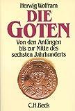 Die Goten: Von den Anfängen bis zur Mitte des sechsten Jahrhunderts. Entwurf einer historischen Ethnographie