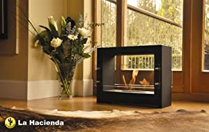 Bio-Ethanol Fireplace Madrid by La Hacienda from LA HACIENDA