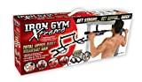 519yqmbKZML. SL160  Iron Gym Total Upper Body Workout Bar   Extreme Edition