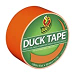 Duck Brand 1265019 Color Duct Tape, N...