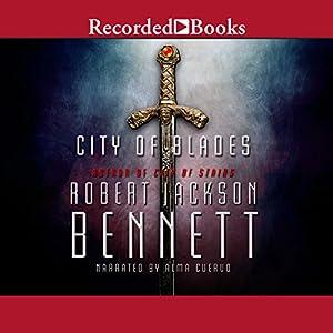 City of Blades Audiobook