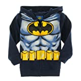 Marvel Comics Boys' Super Hero Fleece Hoodie
