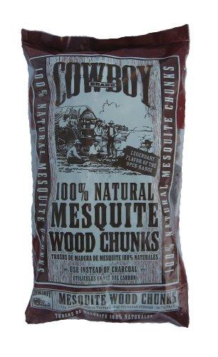 Cowboy 350 Cubic Inch Mesquite Wood Chunks