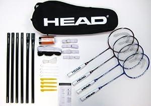 Head Recreational Leisure Badminton Complete Kit