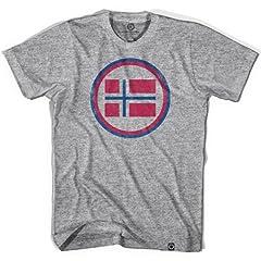 Norway Vintage Crest Soccer T-shirt