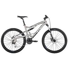 Diamondback 2012 Recoil Full Suspension Mountain Bike (Titanium, 18-Inch/ Medium)