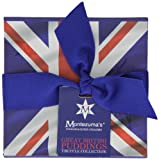 Montezuma's Great British Pudding Collection Truffle Box 240 g