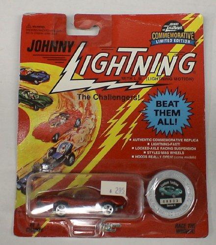 Johnny Lightning the Challengers DIE Cast CAR Custom Turbine
