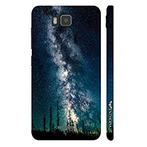 Huawei Y560 Milky Way designer mobile hard shell case by Enthopia