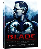Blade: Limited Edition Trilogy Collection (Blade / Blade II / Blade Trinity) [Blu-ray] (Bilingual)