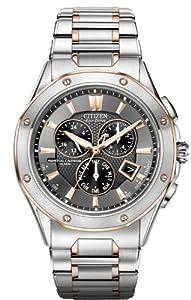 Citizen Men's BL5466-54H The Signature Collection Eco-Drive Octavia Perpetual Calendar Chronograph Watch