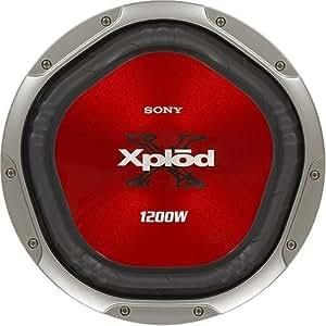 Sony XS-L120P5W Xplod 1200 Watt Max 12-Inch Subwoofer