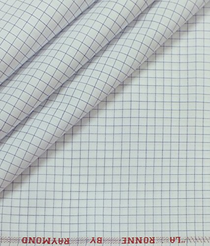 b7006904c Exquisite Cotton Blend Yellow Micro Check Shirt Fabric Price in ...