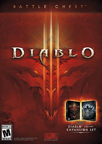 Diablo III Battle Chest - PC Standard Edition (Diablo 3 Pc compare prices)