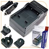 PremiumDigital Replacement Panasonic Lumix DMC-FZ10 Battery Charger
