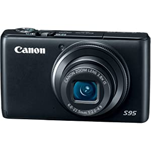 $289 Canon PowerShot S95 10 MP Digital Camera