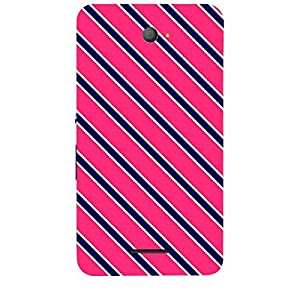 Skin4gadgets STRIPES PATTERN 7 Phone Skin for SONY XPERIA E4 Duo