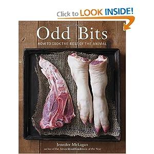 Odd Bits - Jennifer McLagan
