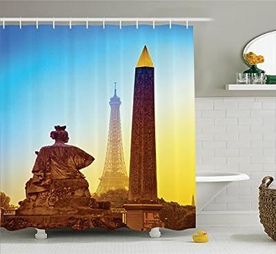 Spanish House Shower Curtain