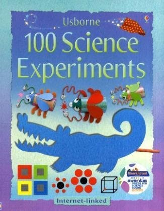 100 Science Experiments (Usborne Activities)