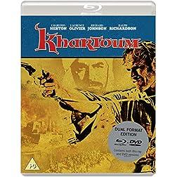 Khartoum (Eureka Classics) Dual Format (Blu-ray & DVD) edition [Blu-ray]