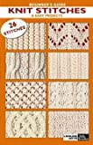 Beginners Guide to Knit Stitch (1609003500) by Leisure Arts, Inc.