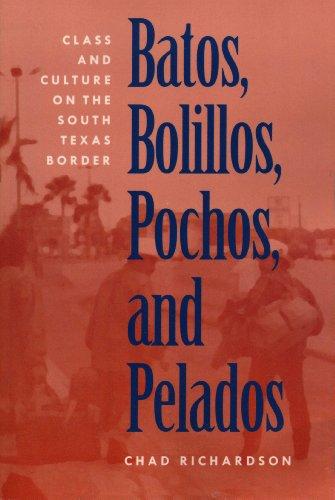 Chad Richardson - Batos, Bolillos, Pochos, and Pelados