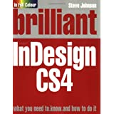Brilliant InDesign CS4by Mr Steve Johnson