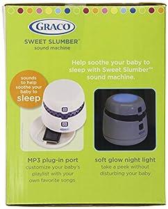 Graco Sweet Slumber Sound Machine, White