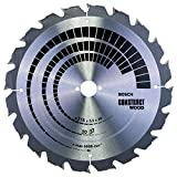 Bosch Zubehör 2608640691 Kreissägeblatt Construct Wood 315 x 30 x