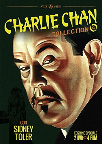 Charlie Chan Collection - Vol. 4 (DVD)